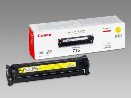 Canon Cartridge LBP5050 yell EP-716
