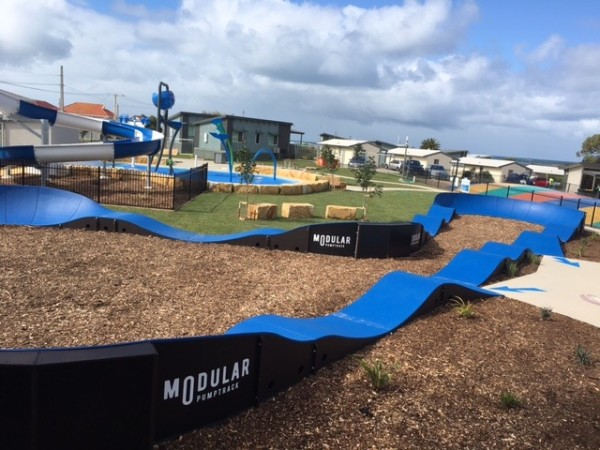 Modular Pumptrack - Ranch