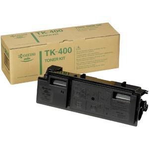 Toner, TK-400, original, schwarz, 10.000S.