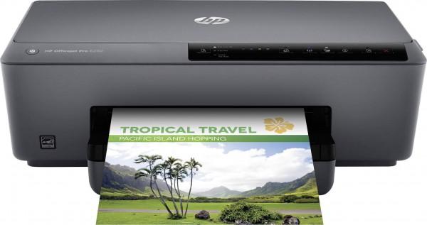 HP Officejet Pro 6230 ePrinter Tintenstrahldrucker A4 LAN, WLAN, Duplex