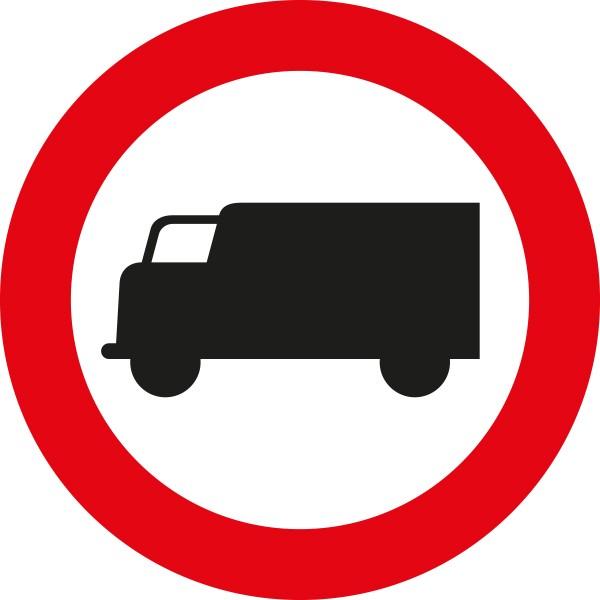 §52/7a Fahrverbot für Lastkraftfahrzeuge