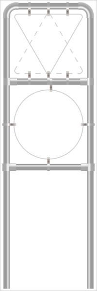 Rohrrahmen für S.1000 und dm. 960