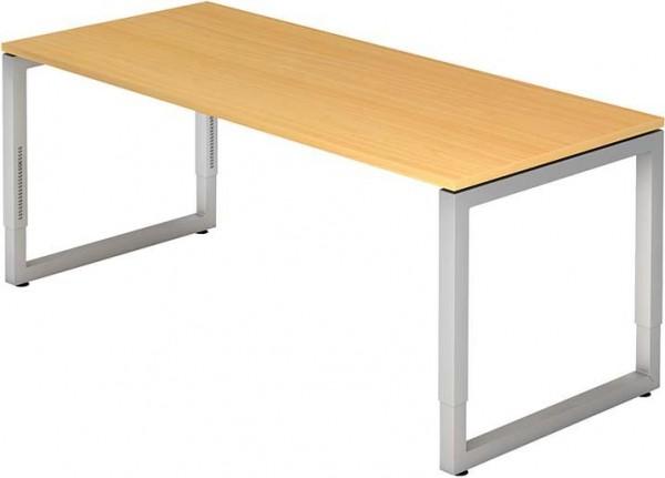 Schreibtisch R-Serie 180x80 Buche