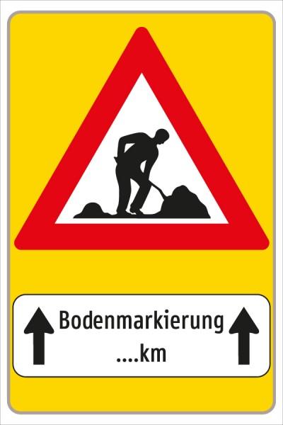 §53/16c Fahrstreifenanzeiger gelb – schwarz V4