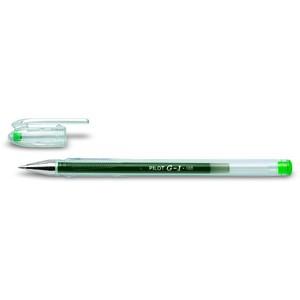 Gelschreiber Klassik BL-G1 BL-G1-5T, Kappe, 0,3mm, Schreibf.: grün