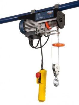 Ferm LHM1011 Elektro-Seilhebezug Tragkra