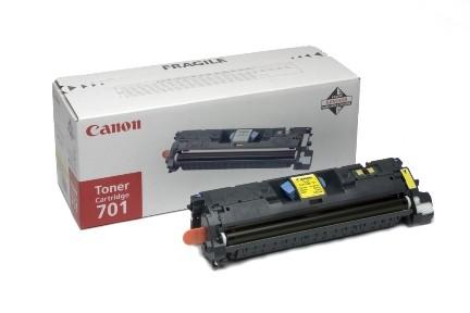 Canon Cartridge LBP5200 yel. EP-701 HY