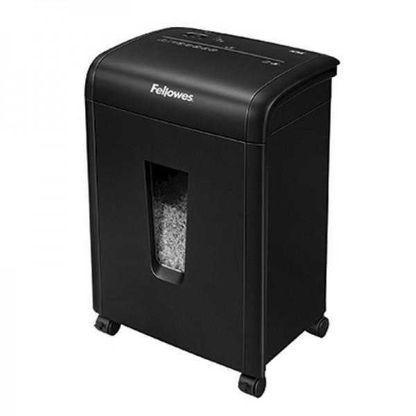 Fellowes Aktenvernichter Microshred 62MC 4685201 schwarz