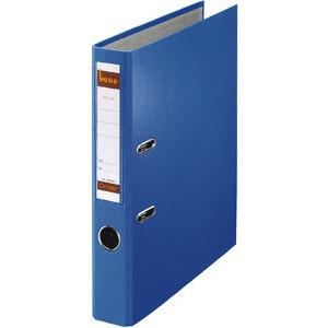 Ordner No.1, PP-kaschiert, Einsteckrückenschild, A4, 52 mm, blau