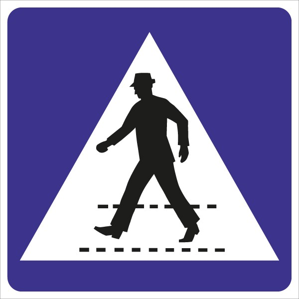 §53/2a Kennzeichnung eines Schutzweges