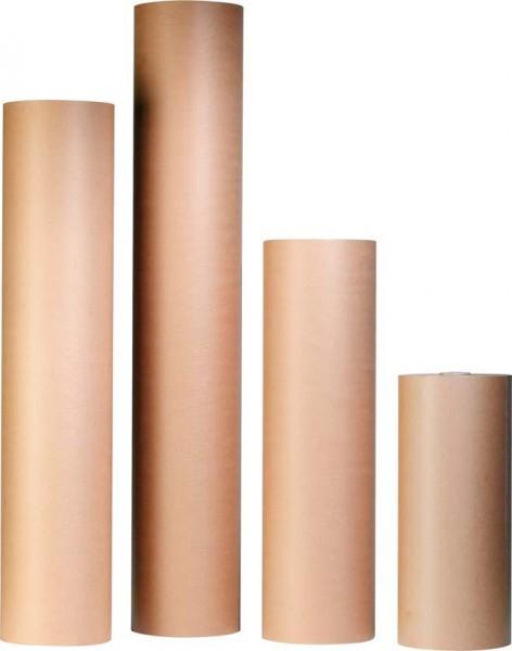 Packpapier,29 KG/Rolle, 120cm breit 80g/qm, braun