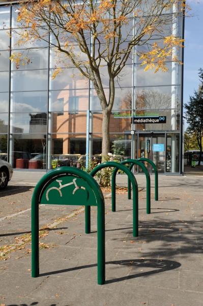 Fahrradständer BÜROKLAMMER - PROCITY