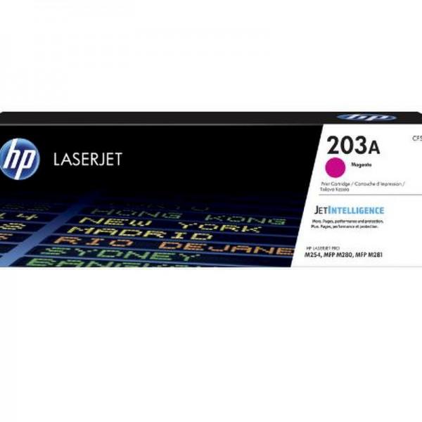HP Toner CF543A 203A Magenta 1.300 Seiten
