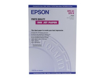 Epson Pho.Qual.Pap. A3+ 1x100