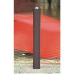 City-Poller, Höhe 1250 mm, zum Herausnehmen, mit Dreikantverschluss, Ø 76 mm, 1