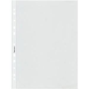 Prospekthülle, PP, oben offen, Universallochung, A4, 0,1 mm, glasklar