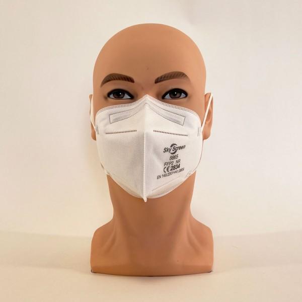 Schutzmaske FFP2 NR weiß - Civil Use