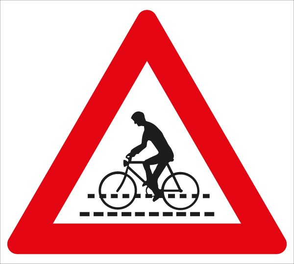 §50/11a Radfahrerüberfahrt
