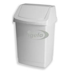 CU Abfallbehälter 9l weiß (12)