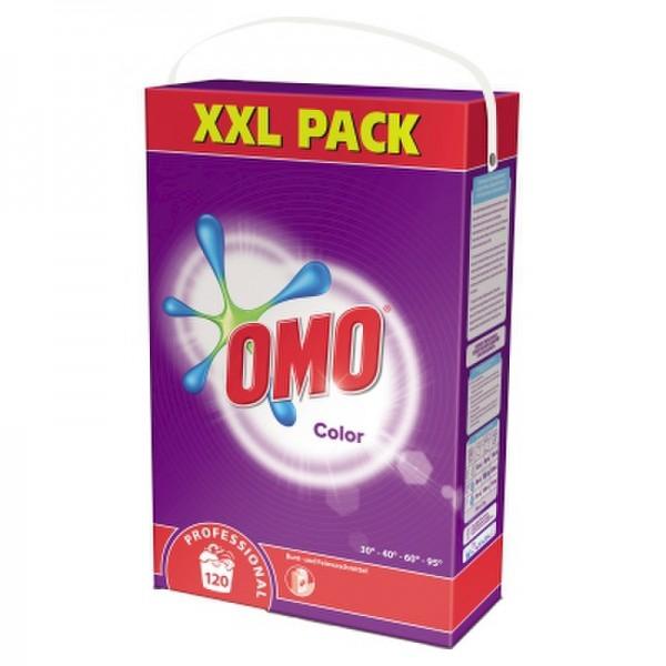 Omo Waschpulver Professional Color 100963000 120 Wäschen
