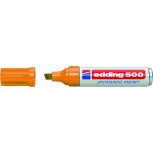 Permanentmarker 500, Keilspitze, 2 - 7 mm, Schreibf.: orange