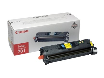 Canon Cartridge LBP5200 yell. EP-701L