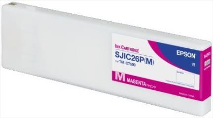 Epson Ink mag. SJIC26P(M)