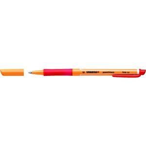 Tintenkuli pointVisco®, Kappe, 0,5mm, Schreibf.: rot