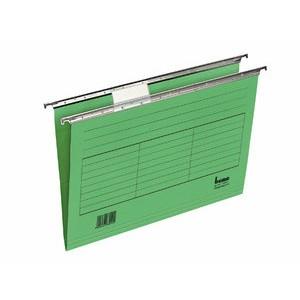 Hängemappe, 230 g/m², A4, grün