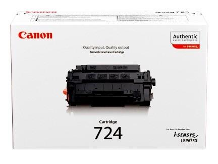 Canon Cartridge LBP6750DN EP-724