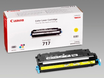Canon Cartridge MF8450 yell EP-717