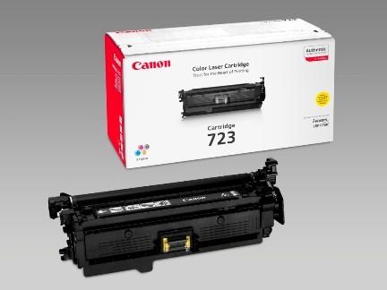 Canon Cartridge EP-723 yell. 8,5K
