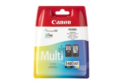 Canon PG540/CL541 Multi Pack 1x2
