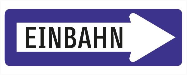 §53/10 Einbahnstraße rechts
