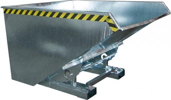 Kippbehälter m. Abrollsys1,2cbm,1720x1070x1103mm,v