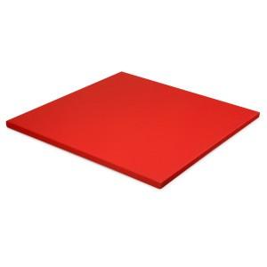 Sport-Thieme® Judomatte Rot,Tafelgröße ca. 100x100x4 cm