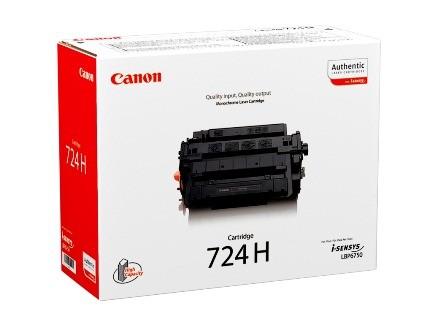 Canon Cartridge LBP6750DN EP-724H