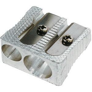 Spitzer, Leichtmetall, Keilform, 2fach, Stift-Ø: 8/11mm