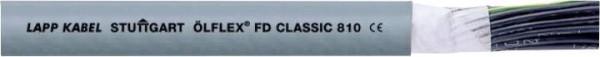 LappKabel 0026101 Schleppkettenleitung ÖLFLEX® FD CLASSIC 810 3 G 0.50 mm²