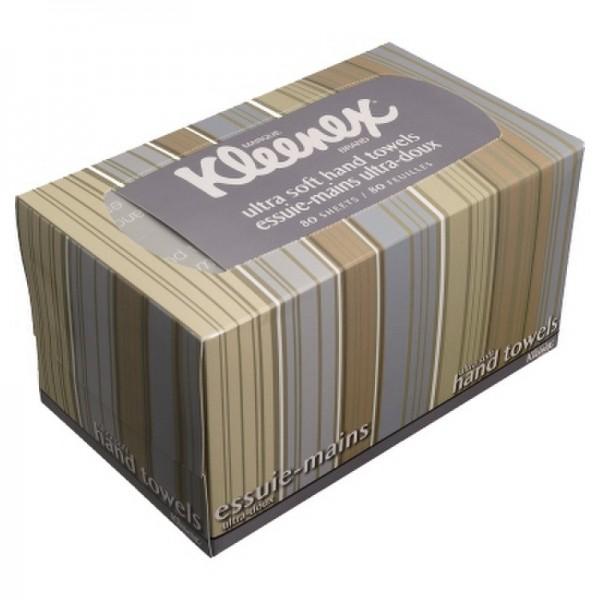 Kleenex Handtuch ULTRA SOFT POP-UP 1126 weiß 70 St./Pack.