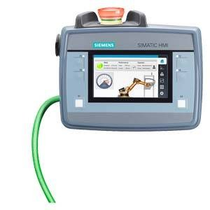 Siemens 6AV2125-2DB23-0AX0 SPS-Display