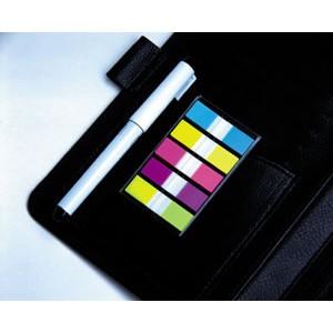 Haftmarker Index Mini 683, 11,9 x 43,2 mm, 5farbig sortiert