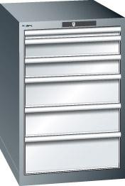 Schubladenschrank lg/lb H850,6 Schubl. 14.407.514