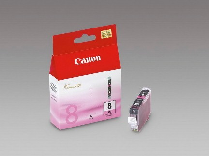 Canon Ink photo mag.