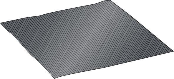 Antirutschmatte 450x450 3mm