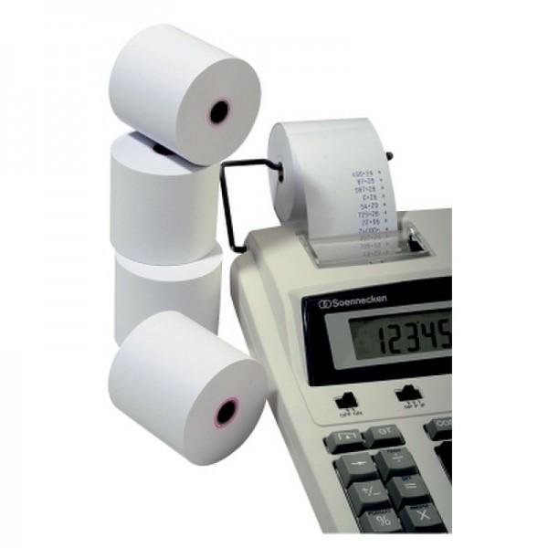Soennecken Additionsrolle 1900 57mmx40m 60g weiß 5 St./Pack.