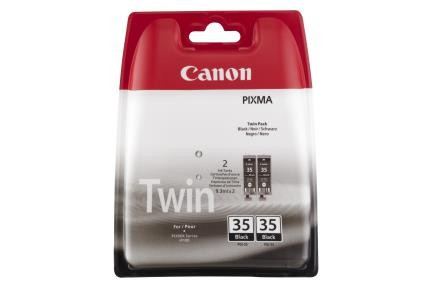 Canon Ink black Twin Pack 1x2