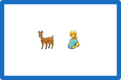 Hirschwang-emoji