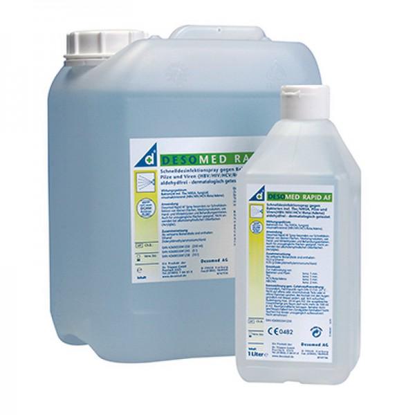 DESOMED Desinfektionsmittel RAPID AF LEMON DT-311L-010 1l