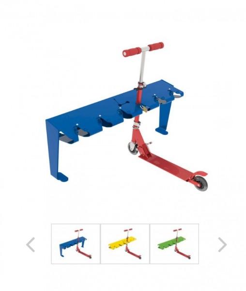 Rollerständer Procity - mit Stehern